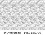 black and white pattern for...   Shutterstock . vector #1463186708