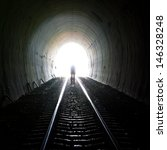 Tunnel Light .