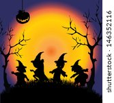 halloween | Shutterstock .eps vector #146352116