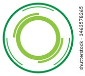 green version   random circles...