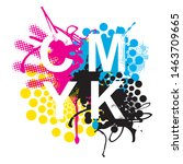 Cmyk Print Colors Expressive...