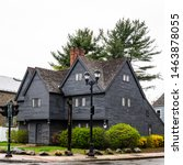 The Witch House In Salem...