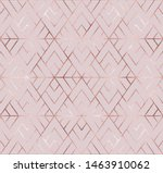 geometric seamless pattern with ... | Shutterstock .eps vector #1463910062