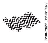 race flag icon  simple design...   Shutterstock .eps vector #1464048068