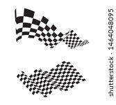 race flag icon  simple design...   Shutterstock .eps vector #1464048095