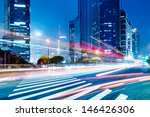 the modern building of the...   Shutterstock . vector #146426306