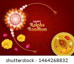 happy raksha bandhan...   Shutterstock .eps vector #1464268832