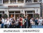 london  uk   july 23  2019 ... | Shutterstock . vector #1464649022