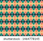 ottoman mosque window vector... | Shutterstock .eps vector #1464778145