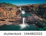 Mitchell Falls in North West Western Australia
