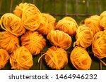 traditional thai dessert in... | Shutterstock . vector #1464946232