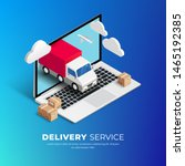 delivery service online...
