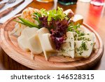beautiful and tasty food | Shutterstock . vector #146528315