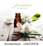 Essential Oil With Jasmine...