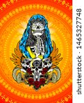 bunda maria design poster... | Shutterstock . vector #1465327748