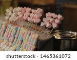 Candy Heart Shape Patterns....