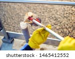 scientific research   taking... | Shutterstock . vector #1465412552