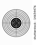 target for firing   Shutterstock .eps vector #14654476