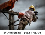 The Power Lineman Is Replacing...