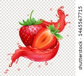 Strawberry 3d Realistic...