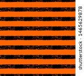 Striped Black And Orange...