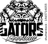 Gators Football Team Design...