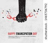 Emancipation Day  Human Hand...