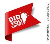 red vector illustration banner...   Shutterstock .eps vector #1465933472