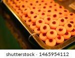 traditional thai dessert in... | Shutterstock . vector #1465954112
