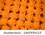 traditional thai dessert in... | Shutterstock . vector #1465954115