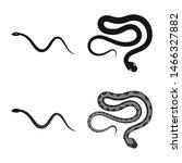 vector design of mammal and...   Shutterstock .eps vector #1466327882