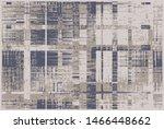 plaid check patten in indigo ...   Shutterstock .eps vector #1466448662