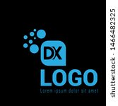 dx logo. dx company linked...