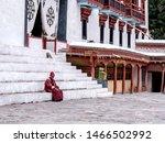 Hemis Monastery Leh  Ladakh ...