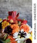 Beautiful Bouquet Of Flowers O...