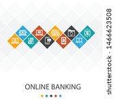 online banking trendy ui...