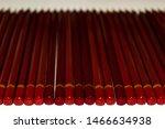 pencils ends pictured in macro...   Shutterstock . vector #1466634938