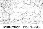 dry brush strokes and scratches ... | Shutterstock .eps vector #1466760338