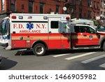 Fdny Ambulance  New York Fire...