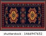 colorful ornamental vector...   Shutterstock .eps vector #1466947652