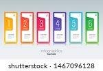 infographics design vector...   Shutterstock .eps vector #1467096128