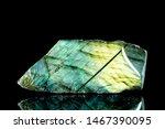 Raw Labradorite Mineral Stone...