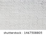 old rough white brick wall... | Shutterstock . vector #1467508805