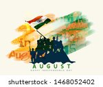 15th August India Happy...