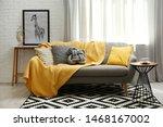 Stylish Living Room Interior...