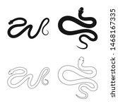vector design of mammal and...   Shutterstock .eps vector #1468167335