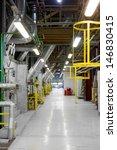 industrial interior of a... | Shutterstock . vector #146830415