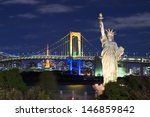 View Of Tokyo  Japan From The...