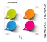 infographic  eps10 | Shutterstock .eps vector #146892662