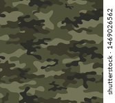 camouflage military pattern... | Shutterstock .eps vector #1469026562